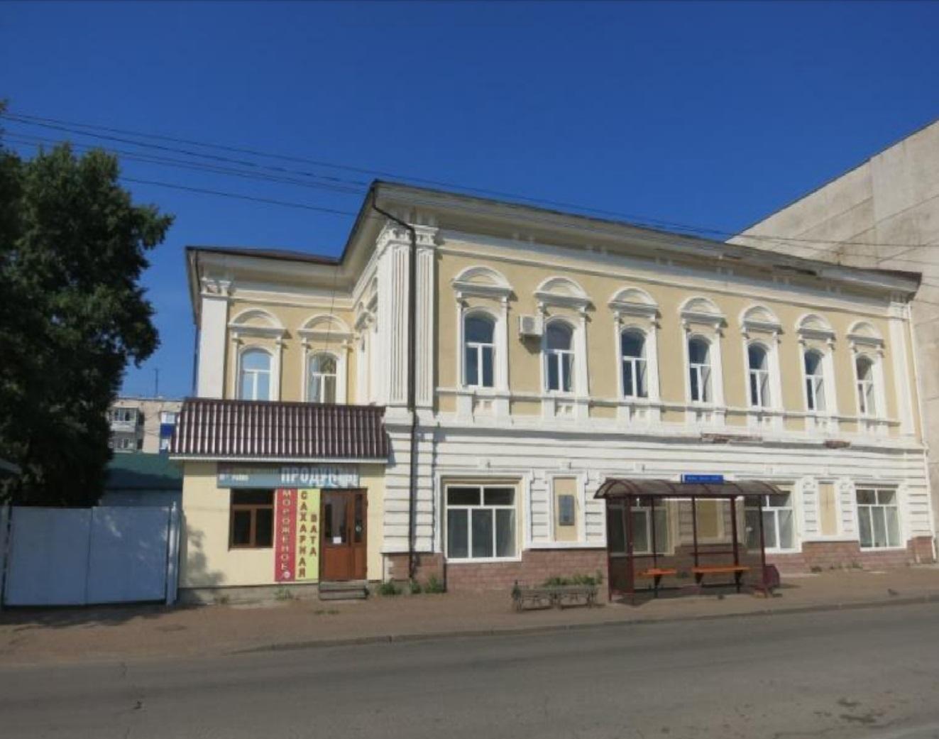 продается 3-этажное здание в Стерлитамаке