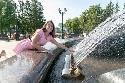Погода в Уфе который день ставит рекорды по жаре