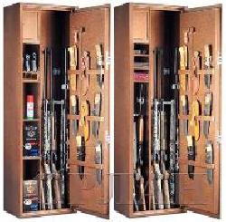 Оружейный шкаф как средство безопасности