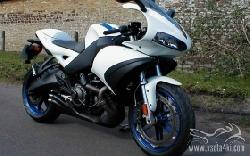 Модель мотоцикла Buell S