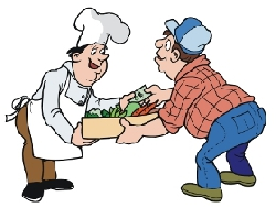 Поставка кулинарии: всему свое время