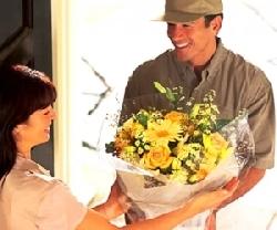 Доставка  цветов поможет организовать любой праздник
