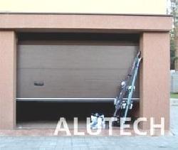 Секционные гаражные ворота Уфа