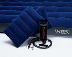Интернет-магазин надувных матрасов и бассейнов Intex: доставка по России