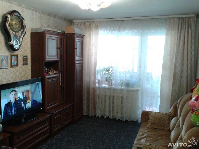 2-к квартира 45 м² на 2 этаже 9-этажного панельного дома
