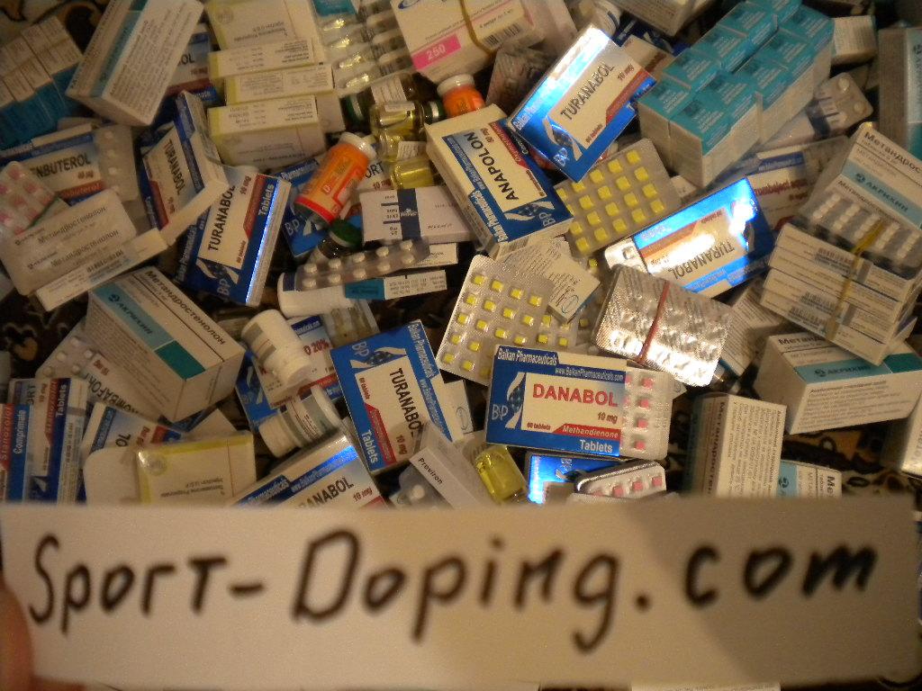 Продажа стероидов анаболиков