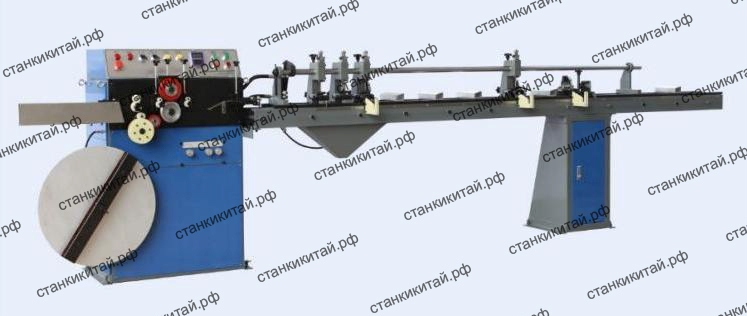 Полуавтоматический станок для производства горизонтальных жалюзи FET-OT2012