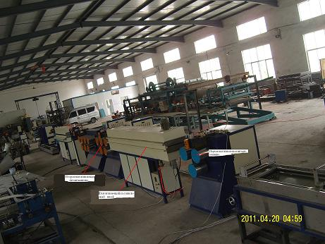 Оборудование для производства упаковочной ленты из ПЭТ