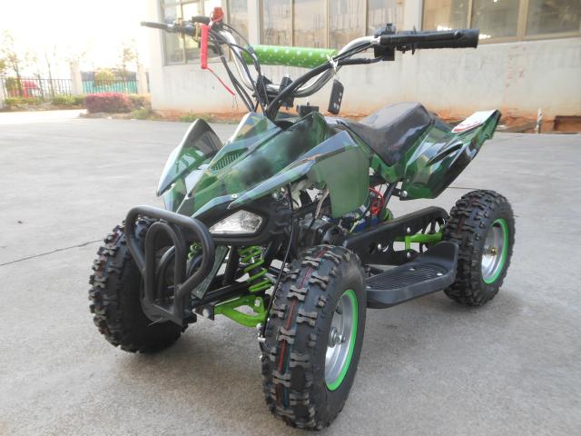 Продаем новый детский бензиновый квадроцикл X15
