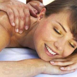 массаж с выездом
