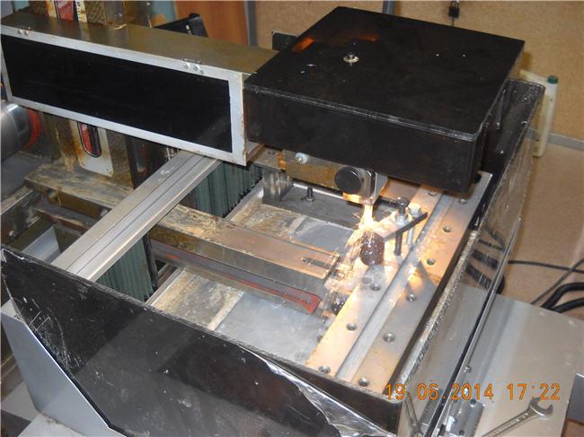 Электроэрозионная резка , обработка на проволочно-вырезном станке с ЧПУ