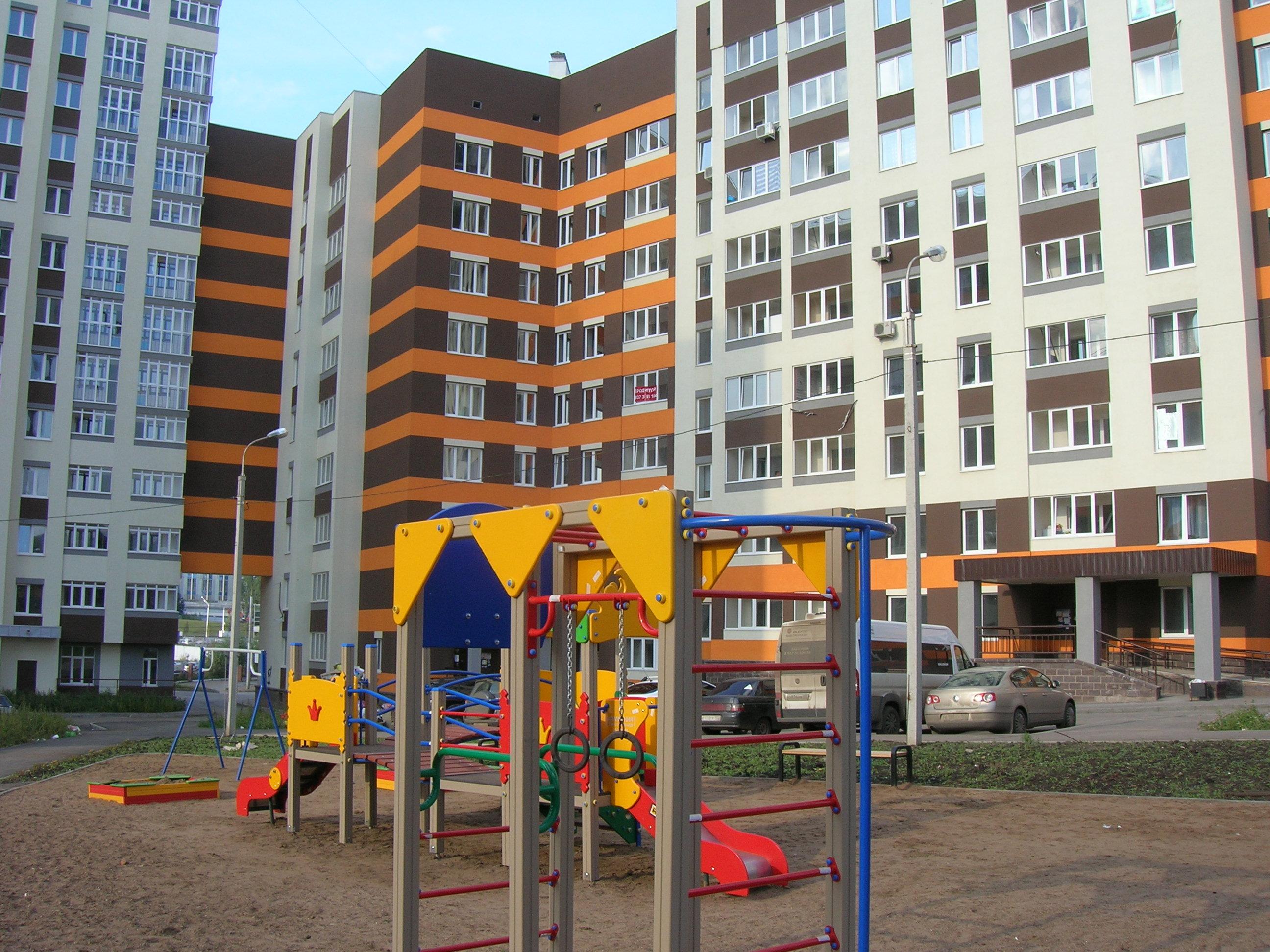 1 комнатная квартира, ул. Бакалинская 33, площадь 44 кв.м.