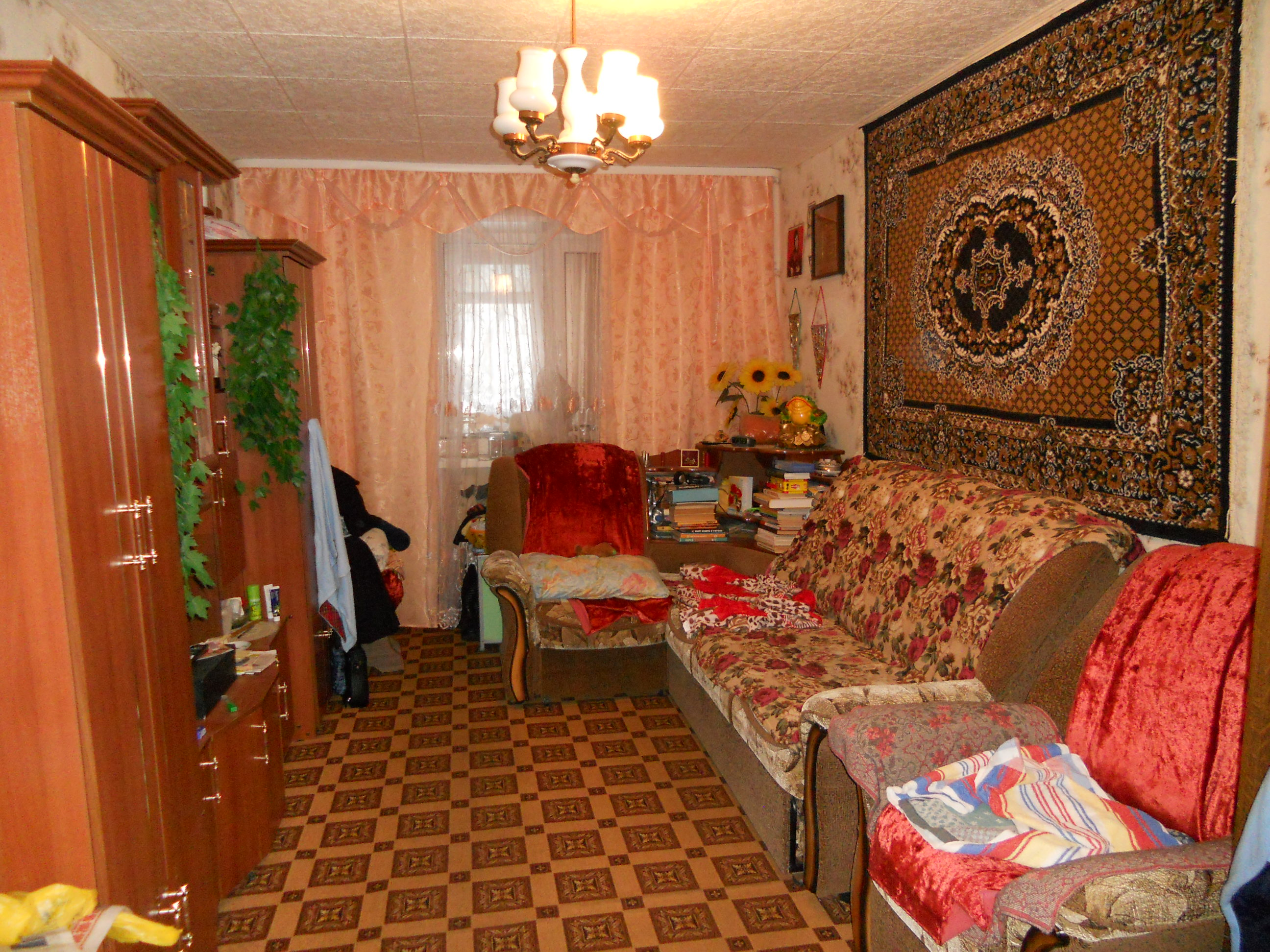 продается квартира на ул.Кольцевая, д.166/1