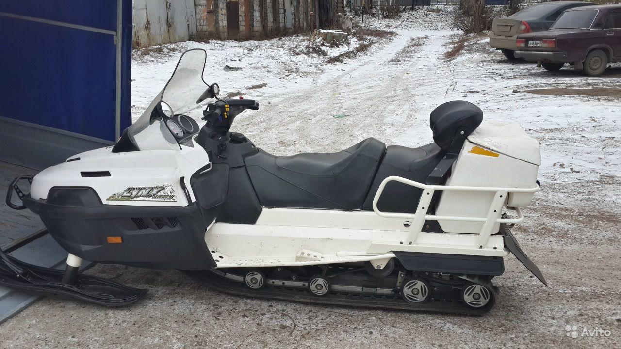 Продается снегоход BRP Lynx Yeti Pro Army V-800