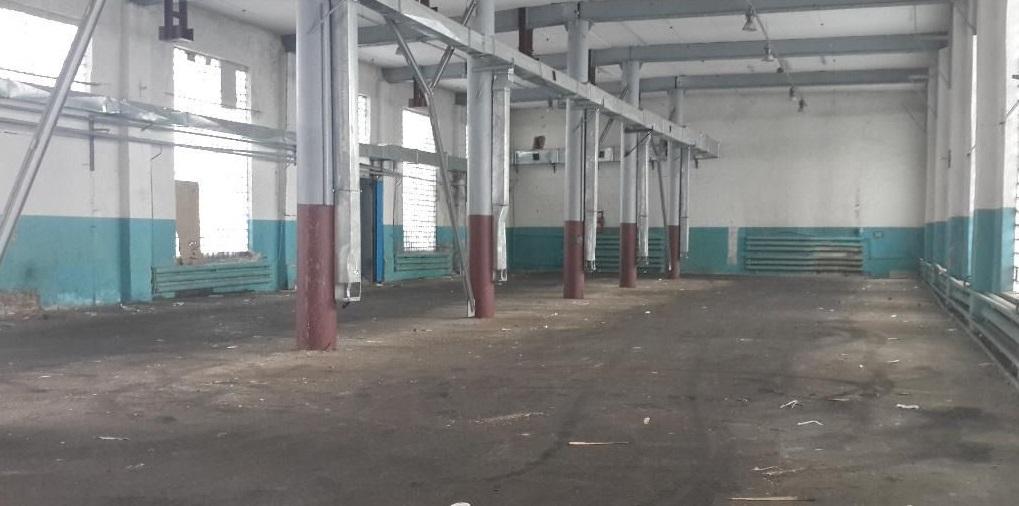 Теплый склад 1270,5 кв.м.