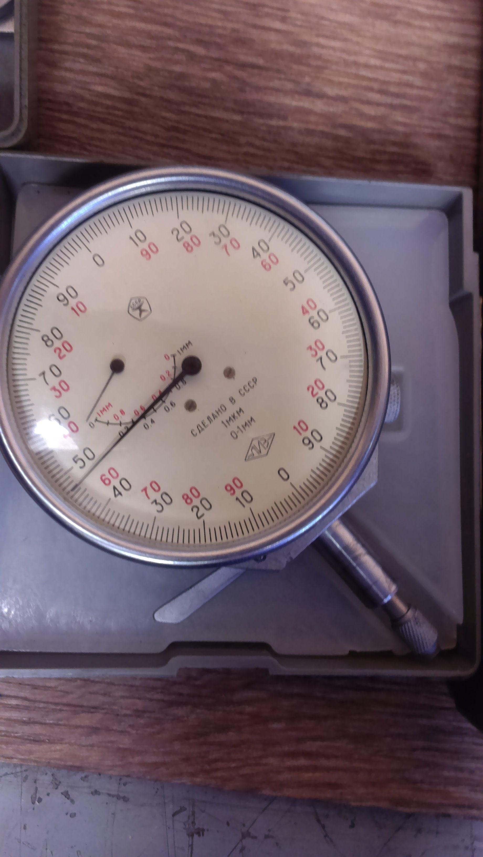 Продам измерительный инструмент