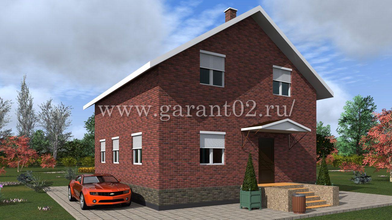 Готовый проект дома № 909Г !!!