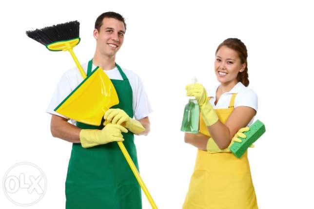 Требуются услуги семейной пары по хозяйству.