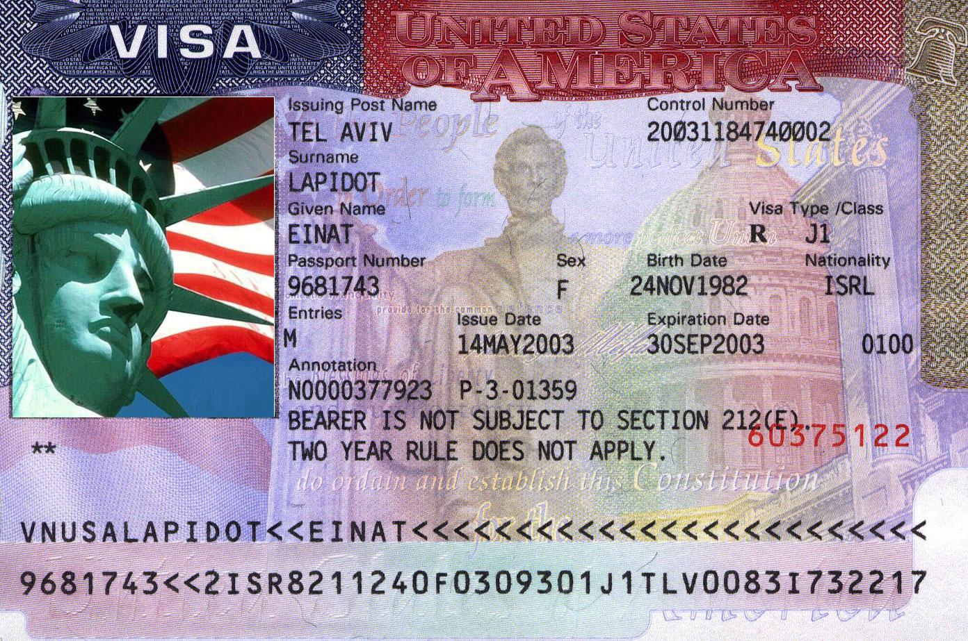 Получить визу США, когда нет шансов
