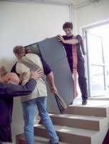 Переезды квартир, офисов. Услуги грузчиков. Вывоз строительного мусора, уборка помещений, утилизация старой мебели, вывоз пианин