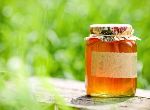 Мёд из экологически чистого района Башкрии