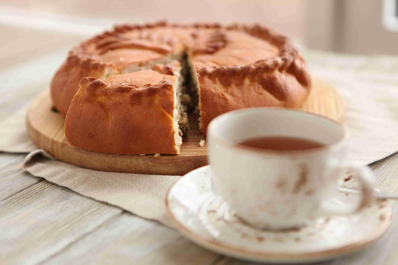 """Вкусные, настоящие пироги на заказ в пекарне """"ЭкоФазенда"""""""