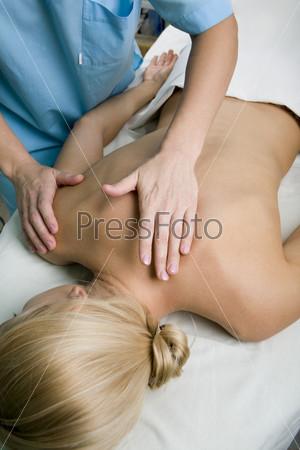 Нетрадиционный массаж