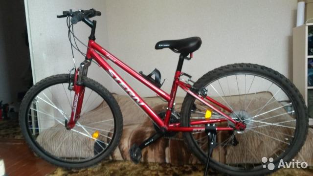 Велосипед горный Stern Vega