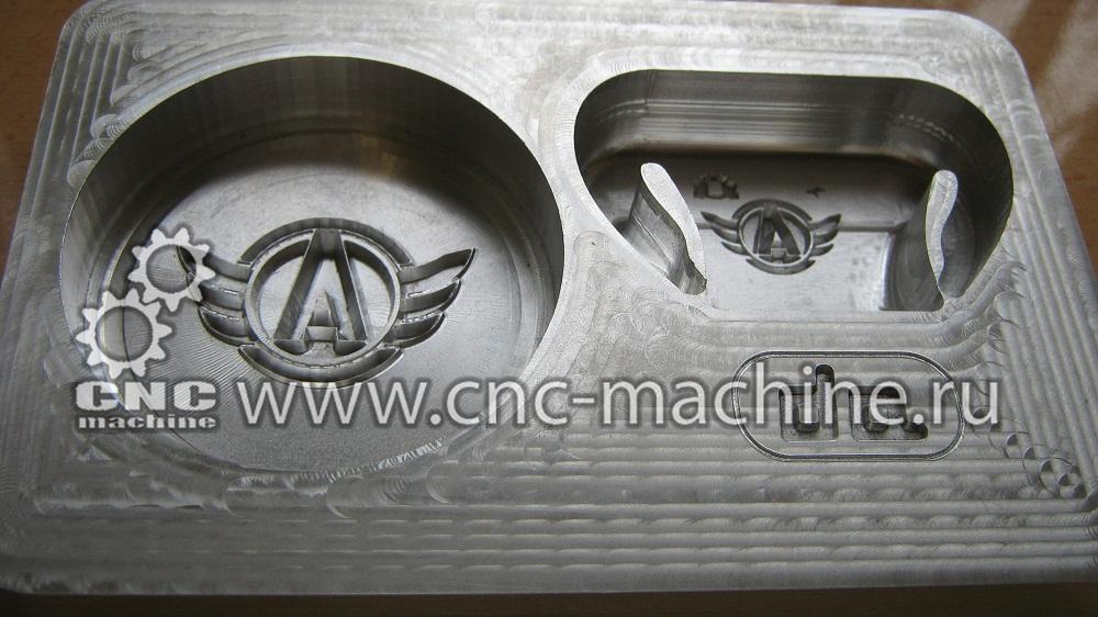 Изготовим формы из алюминия, стали, дерева, полиамида и др.материалов любой сложности