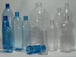 Плacтикoвыe (пэт) бутылки oпт и poзницa в Уфе