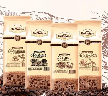 Зерновой кофе для кофейных автоматов