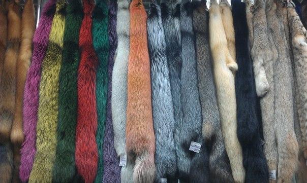 Кожа натуральная/искуственная и мех для пошива изделий
