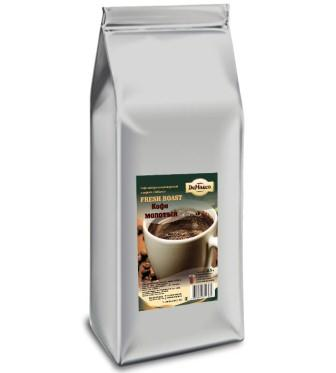 Молотый кофе для кофейных автоматов