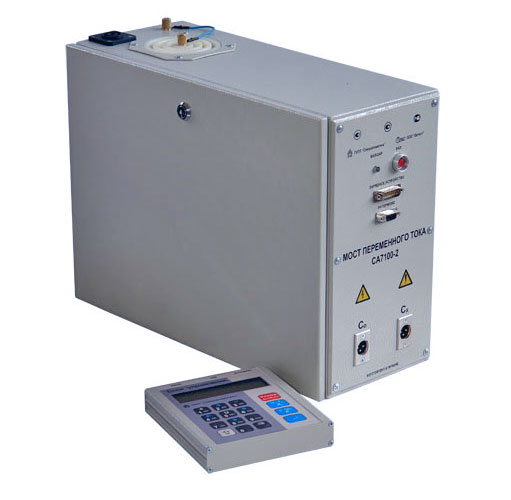 СА-7100/2 и СА-7100/3 Мосты переменного тока цифровые высоковольтные
