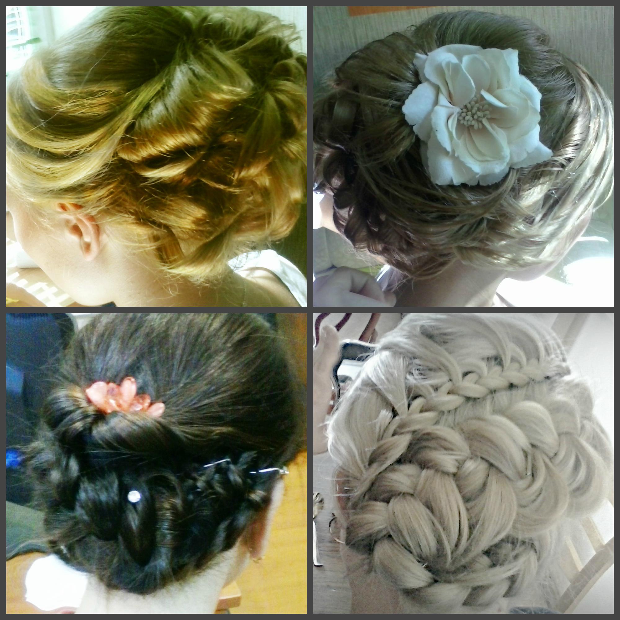 Бесплатная стрижка волос в учебной профессиональной парикмахерской.
