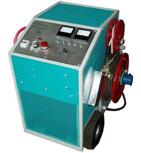 СВП-05, СВПА, СВПА-ГПИ  Установки высоковольтные  для прожига дефектной изоляции кабеля