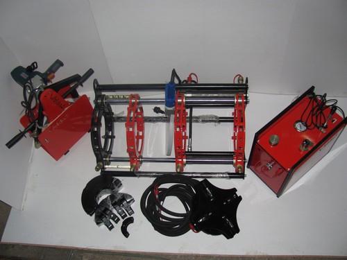 Сварка труб пластиковых, ПЭ,ПНД до 250мм оборудование. В наличии.