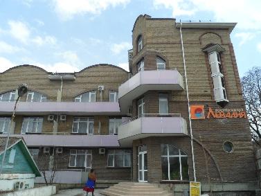 Продается  отель  Крым Феодосия