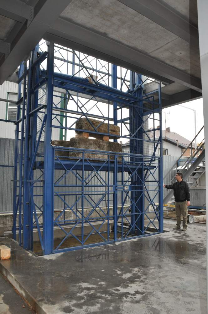 Проектирование, строительство, монтаж, обслуживание грузовых лифтов в Уфе.