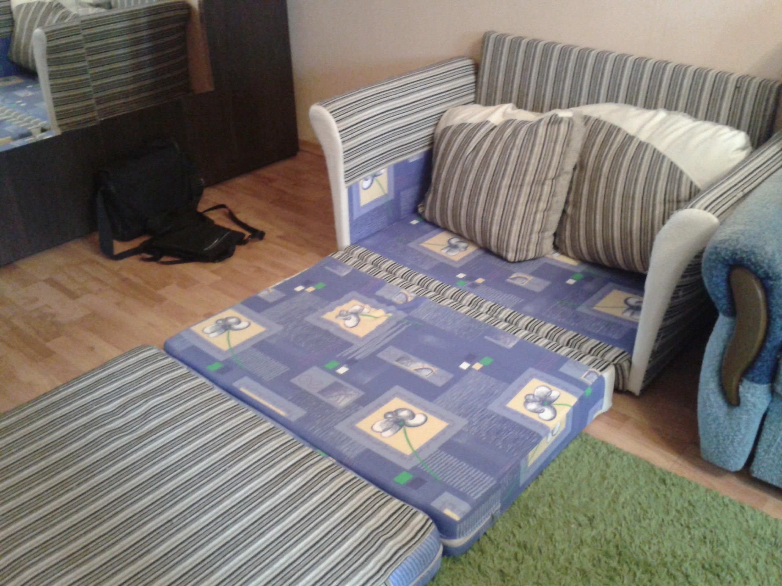 диванчик раскладной