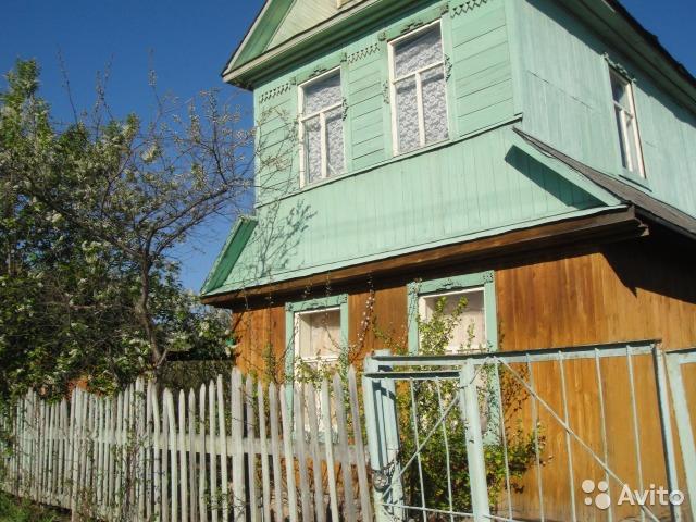 продам садовый участок с домом