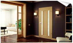 Двери межкомнатные и входные металлические с установкой