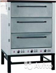 Печь хлебопекарная хпэ 500