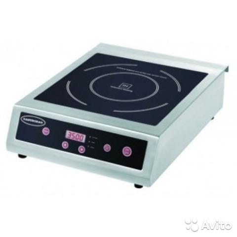 Индукционная плита 3.5кВт