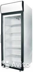 Шкаф холодильный dм 107-S (шх-0.7 дс)