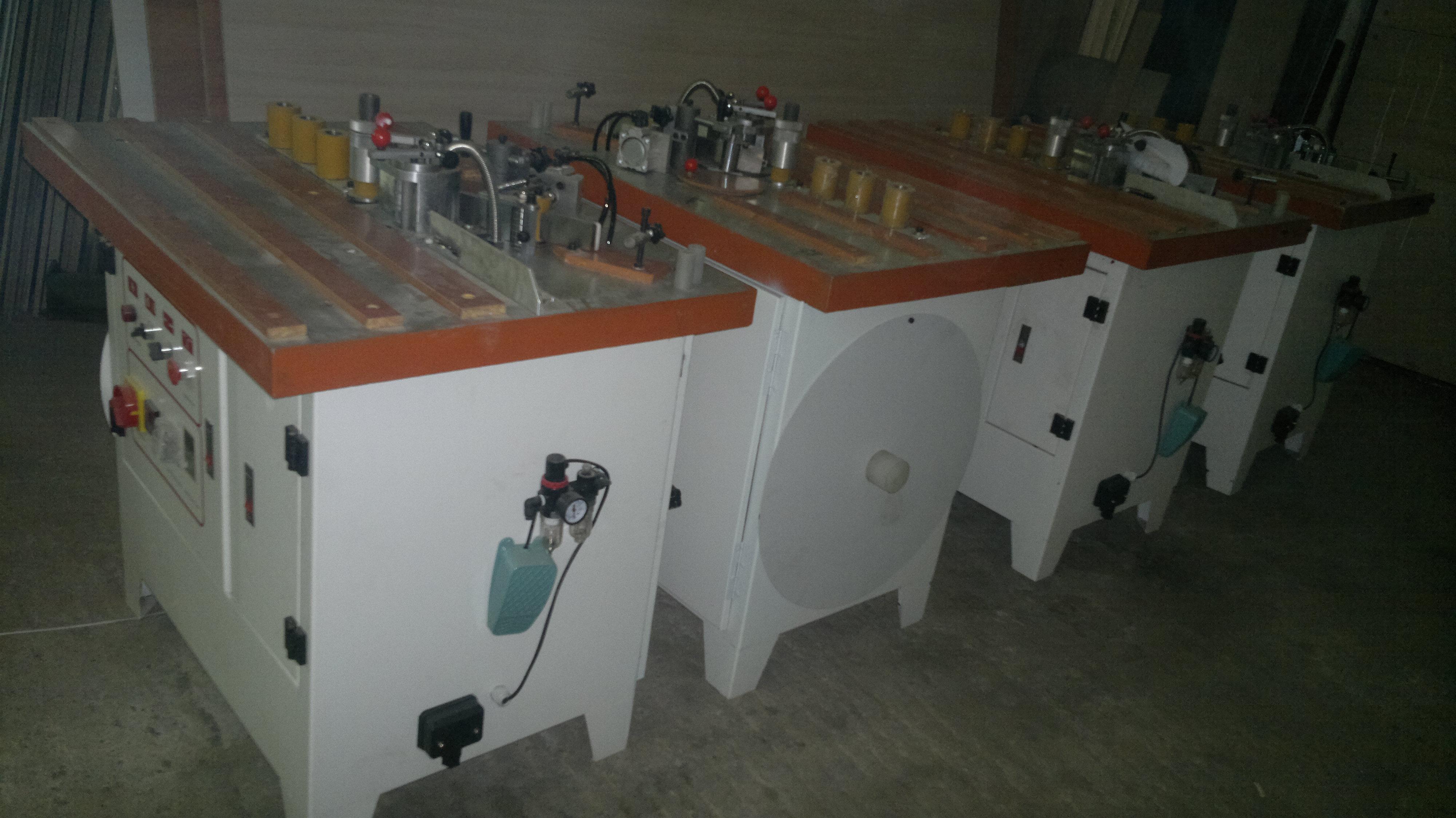 Кромкооблицовочный станок MF350