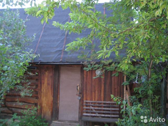 Продам садовый участок с домом и баней