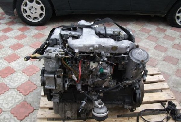 Двигатель Mercedes 611 602 турбодизель