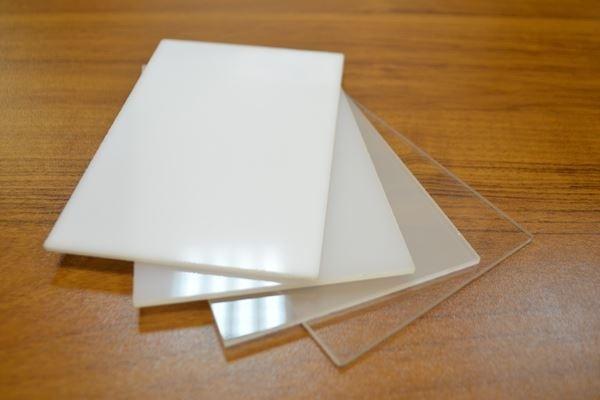 Оргстекло блочное 1 мм