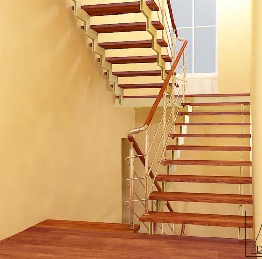 Металлические лестницы и металлоконструкции